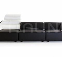 Модульный диван Freud фабрика Meritalia