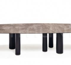 Стол обеденный Roll Keramik фабрика Cattelan Italia