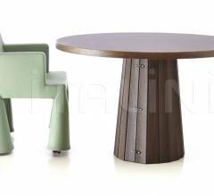 Стол обеденный Container Table Bodhi фабрика Moooi