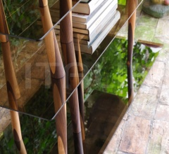 Книжный стеллаж Sendai Crystal фабрика Horm
