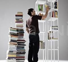 Книжный стеллаж Singles фабрика Horm