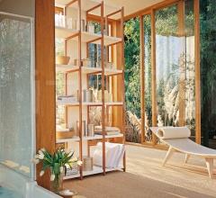 Книжный стеллаж Solaio фабрика Horm