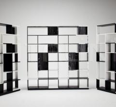 Книжный стеллаж Sudoku фабрика Horm
