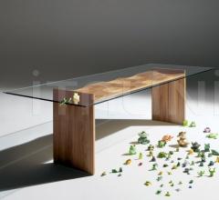 Стол обеденный Ripples table фабрика Horm