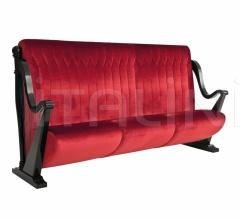 Трехместный диван 4796 DV3 фабрика Colombostile