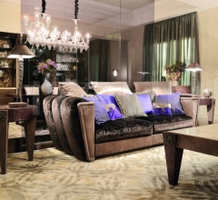 Двухместный диван 5302 DV2-A-K фабрика Colombostile