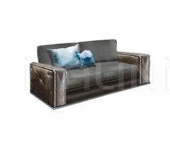 Двухместный диван 5100 DV2 фабрика Colombostile