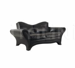 Двухместный диван 6018 DV2-B фабрика Colombostile