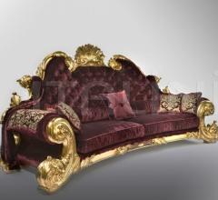 Трехместный диван 3606 DV3-B фабрика Colombostile