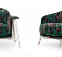 Кресло Kepi фабрика Saba Italia