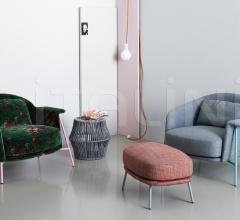 Кресло Kepi Bergere фабрика Saba Italia