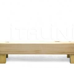 Итальянские скамейки - Скамья Soft Wood фабрика Moroso