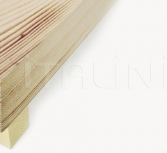 Скамья Soft Wood фабрика Moroso