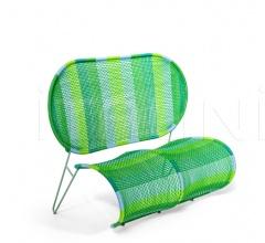 Итальянские скамейки - Скамья Weavers Bench фабрика Moroso