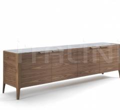 Итальянские буфеты - Буфет Atlante 4 wood фабрика Porada
