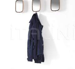 Итальянские предметы интерьера - Настенное зеркало Botero 1 фабрика Porada