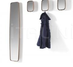Итальянские предметы интерьера - Настенное зеркало Botero 2 фабрика Porada
