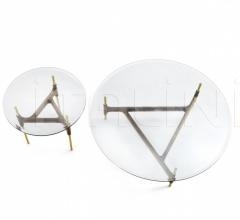 Итальянские столики - Кофейный столик Joint фабрика Porada