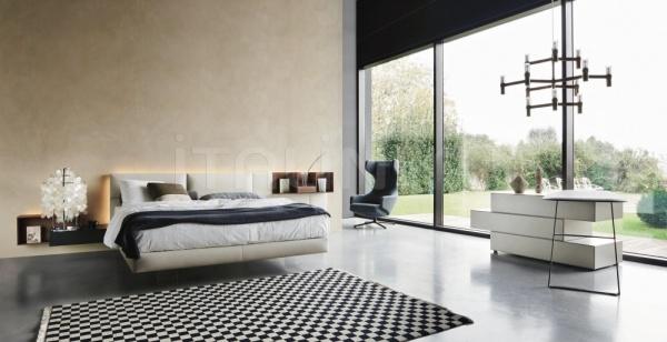 Кровать Ecletto