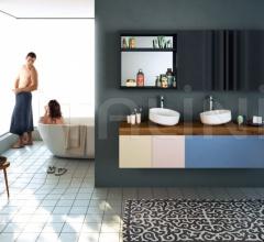 Итальянские композиции - Композиция Bathroom_0161 фабрика Lago