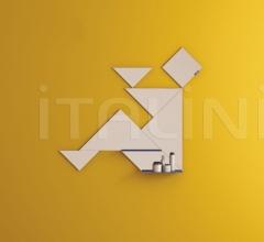 Итальянские композиции - Композиция Bathroom_0186 фабрика Lago