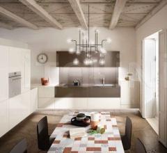 Итальянские кухонные гарнитуры - Кухня Kitchen_0388 фабрика Lago