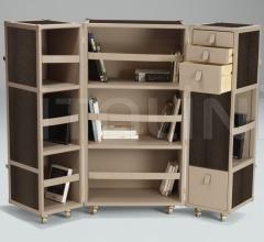 Книжный стеллаж Byron Bookcase фабрика Paolo Castelli