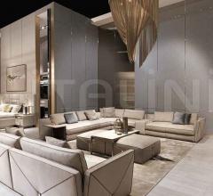 Модульный диван Bastian Still фабрика IPE Cavalli (Visionnaire)