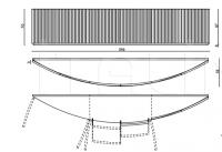 Буфет Augustus IPE Cavalli (Visionnaire)