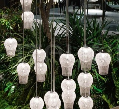 Подвесной светильник Medusa фабрика IPE Cavalli (Visionnaire)