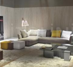 Модульный диван Adagio фабрика Flexform