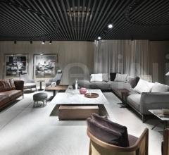 Модульный диван Adda фабрика Flexform