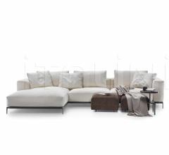 Модульный диван Ettore фабрика Flexform