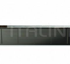 Буфет Century фабрика Flexform