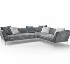 Модульный диван MR. Wilde фабрика Flexform