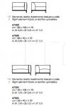 Модульный диван ATON Giorgetti