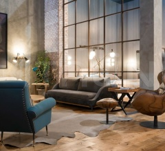 Диван Couch фабрика Mantellassi 1926