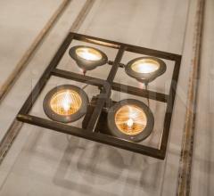 Настенный светильник Toto фабрика Mantellassi 1926