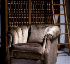 Кресло BUGATTI фабрика Mantellassi 1926
