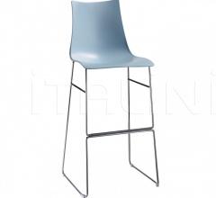 ZEBRA TECHNOPOLYMER STOOL sledge frame