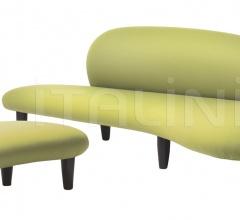 Freeform Sofa, Freeform Ottoman