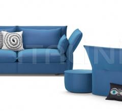 Mariposa 2 1/2-Seater, Love Seat, Ottoman