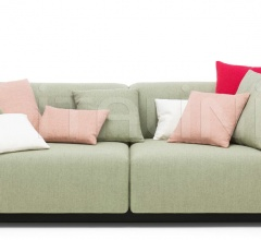Soft Modular Sofa Two-seater