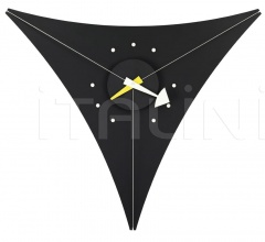 Wall Clocks - Triangle Clock