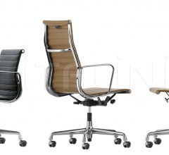 Aluminium Chairs EA 117/118/119