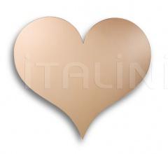 Metal Wall Relief Heart