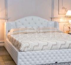 Кровать HOPE BLU QUEEN фабрика Mantellassi 1926