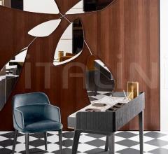 Настенное зеркало Leaf фабрика Gallotti&Radice