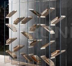 Книжный стеллаж Isola фабрика Gallotti&Radice
