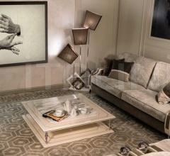Журнальный столик Lalique фабрика Mantellassi 1926